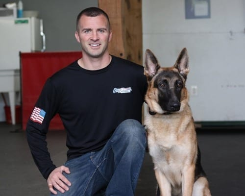 Nick White Dog Trainer