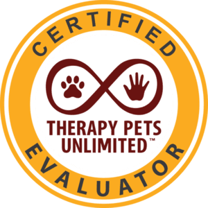 Therapy Pets Certified Evaluator